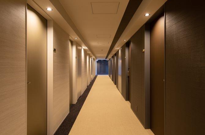 11階 廊下